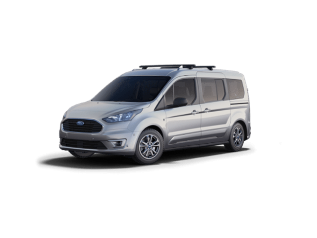 2019 Ford Transit Connect XLT LWB W/Rear Symmetrica